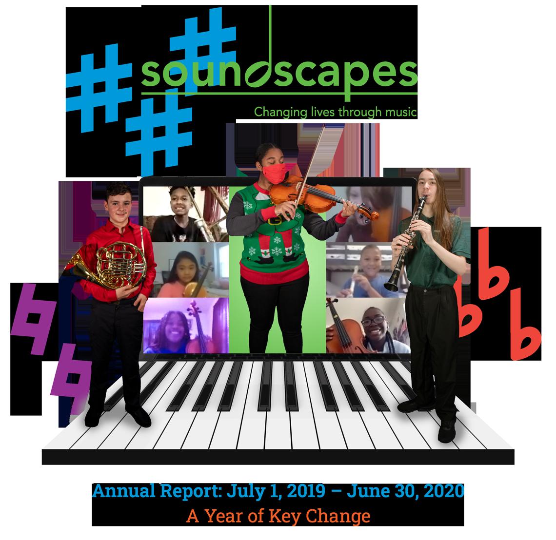 Soundscapes Annual Report 2019