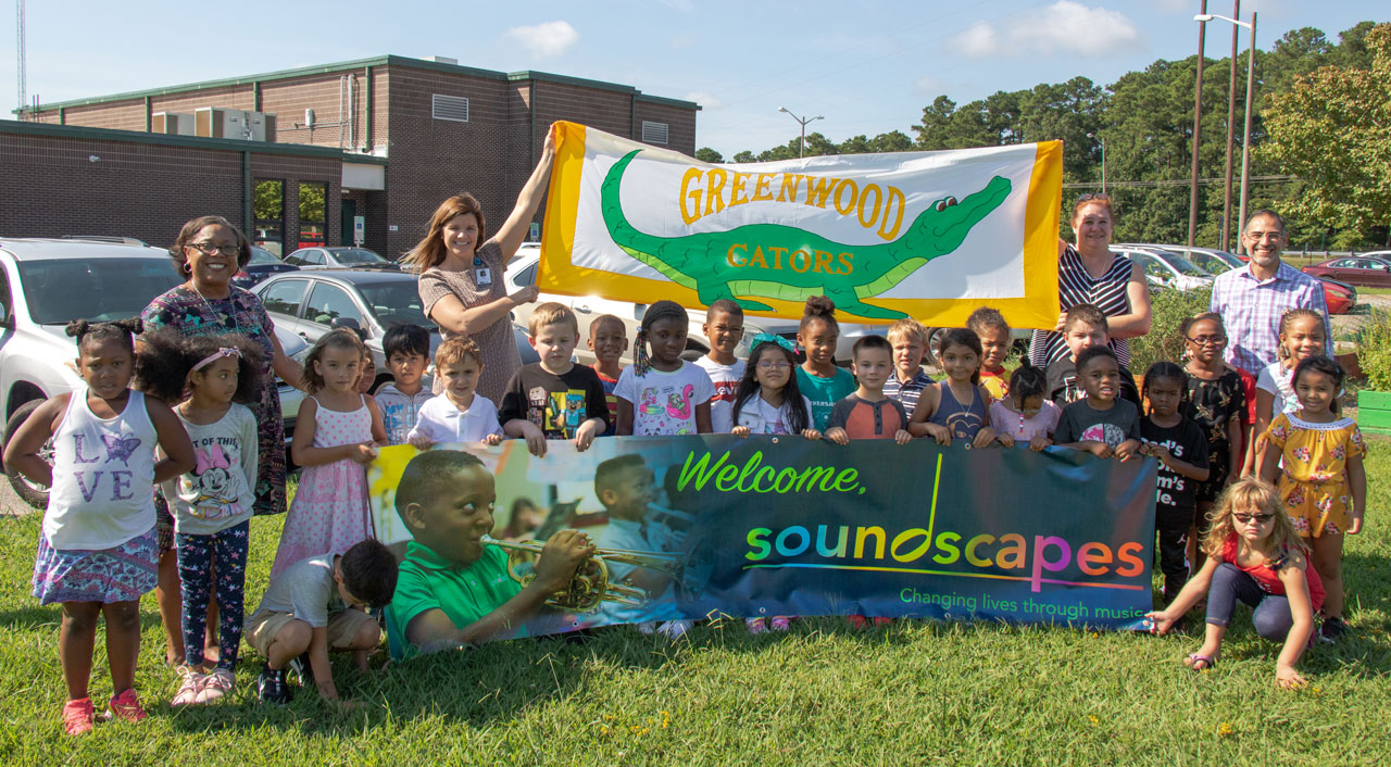 Greenwood Welcomes Soundscapes