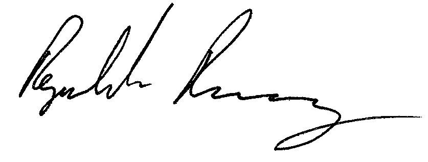 Rey Ramirez Signature